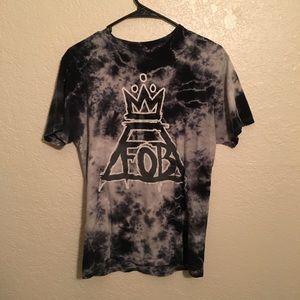 🌹Fall Out Boy Tie Dye Shirt